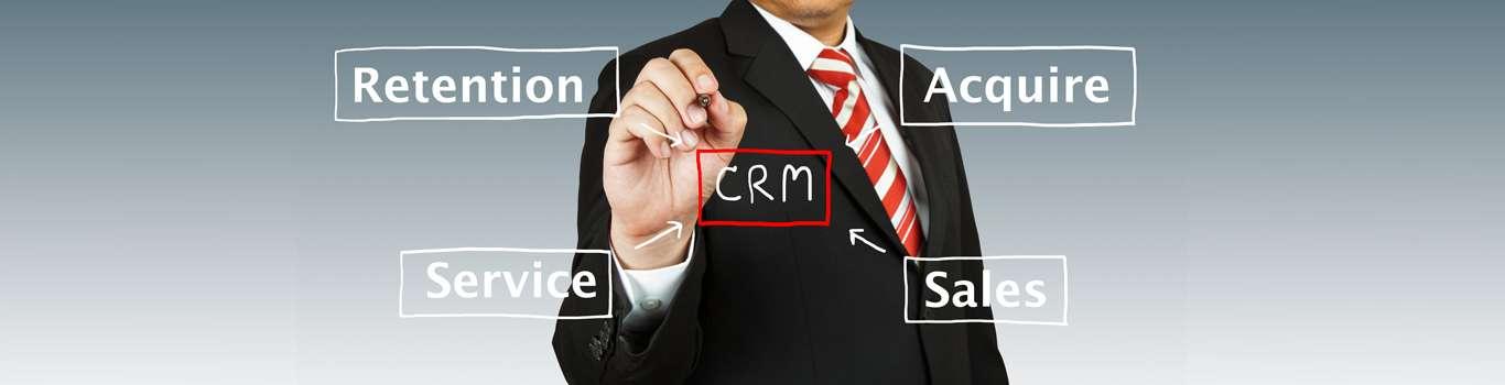 CRM Software Provider Company